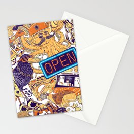 Urban Panel Stationery Cards