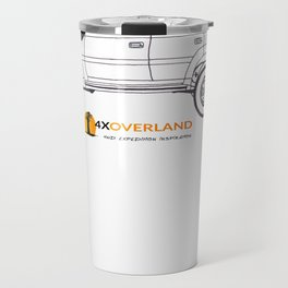 Land Cruiser 80 Series Travel Mug