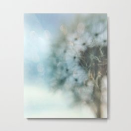 WISHFUL THINKING Metal Print