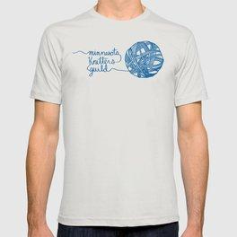 MKG Yarn - Blue T-shirt
