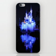 Cinderella's Castle III iPhone & iPod Skin
