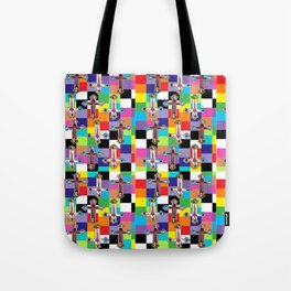 Jesus is The New Pattern 2 Tote Bag