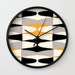 Zaha Bee Wall Clock