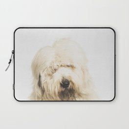 Old English Sheepdog Laptop Sleeve