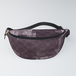 Pyramid Cities Fanny Pack