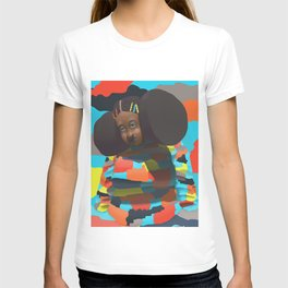 Wrapped in Color T-shirt