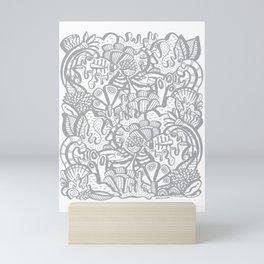 Pearl Mini Art Print