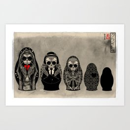 """Empty Nesting"" Art Print"