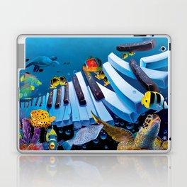Island Ivories Laptop & iPad Skin