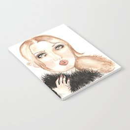 LINDSEY. Notebook