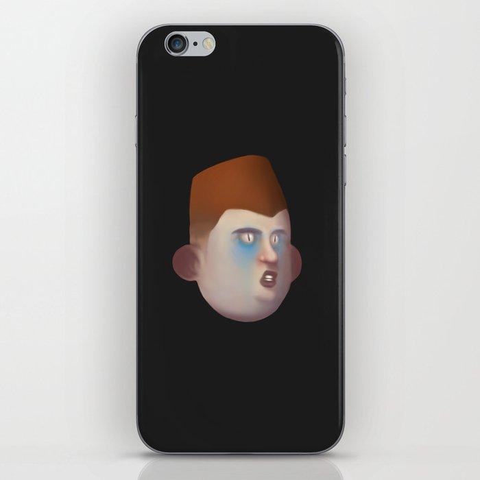 Mercurian Jimbo iPhone Skin