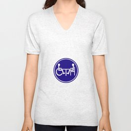 Friendship  Unisex V-Neck