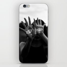 Seeing is Touching iPhone Skin