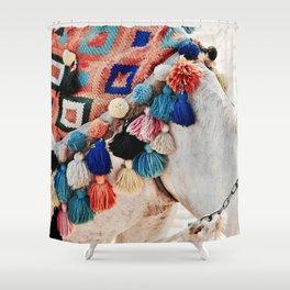 EGYPTIAN CAMEL Shower Curtain