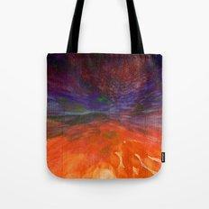 Lost Horizons Tote Bag