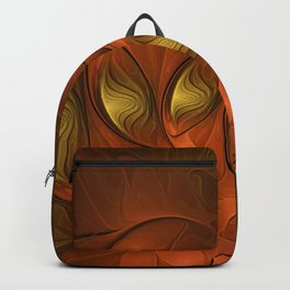 Fantasy in Copper and Gold Backpack