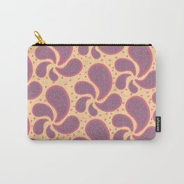 Paisley Pattern II Carry-All Pouch