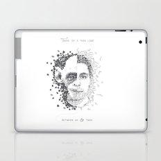Thin line Laptop & iPad Skin