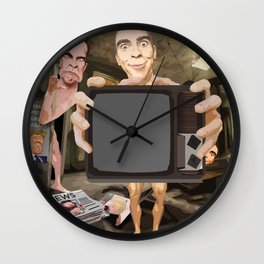 Your daily dose of weird Wall Clock