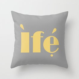 ForS Throw Pillow