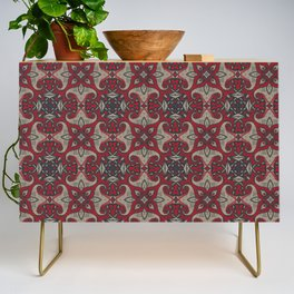 Doodle Whimsy Credenza