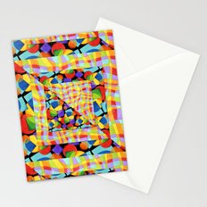 Candy Rainbow Medley Stationery Cards