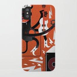 """""""Devil"""" Monster Rock iPhone Case"""