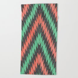 ZigZag 2 Beach Towel