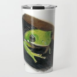 Peekaboo Tree Frog Travel Mug