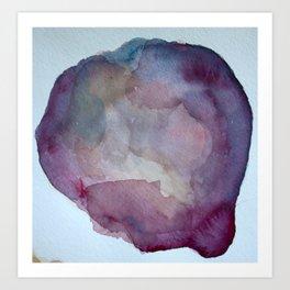 Bruise (Close up) Art Print