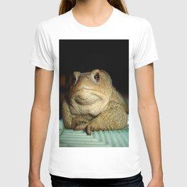 Common European Toad, Bufo Bufo T-shirt