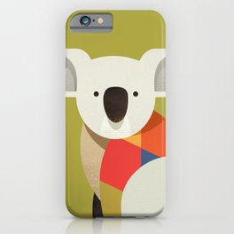 Koala iPhone Case