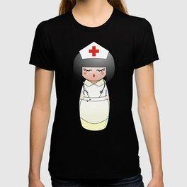Kokeshi Nurse T-shirt