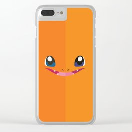 Char Char Clear iPhone Case