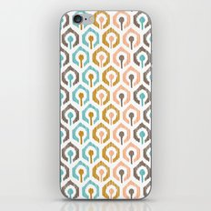 Honeycomb IKAT - Ivory iPhone & iPod Skin