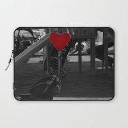 hearted balloon Laptop Sleeve