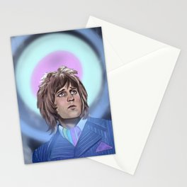 King of the Mods Stationery Cards