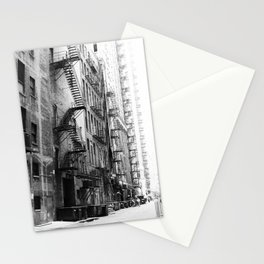 Chicago Street Scenes 1: Escape to Randolph Street Stationery Cards