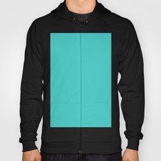 Medium turquoise Hoody