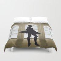 ballet Duvet Covers featuring Ballet by Design4u Studio