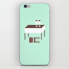 THE DAY AFTER iPhone Skin