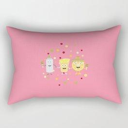 Tequila Fiesta Party Guys T-Shirt Ds074 Rectangular Pillow