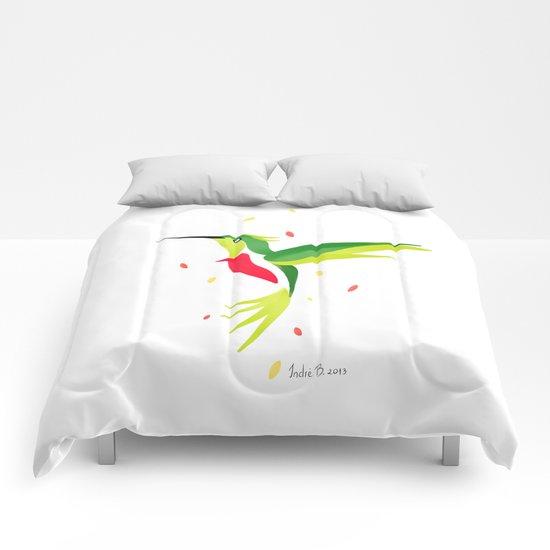 Hummingbird 2 Comforters
