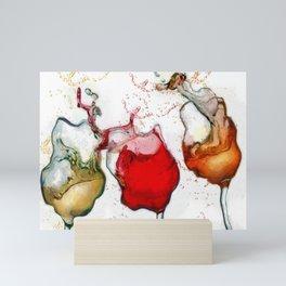 """""""Vigneto Pieno"""" Full Vineyard Mini Art Print"""