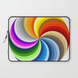 Ubuntu 36 Swirl Laptop Sleeve