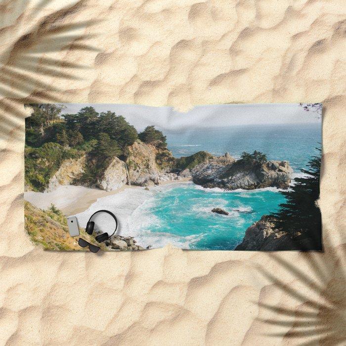 summer vacation Beach Towel