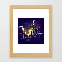Berlin Art Framed Art Print