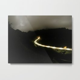 The Night I Found the Stairway to Heaven Metal Print