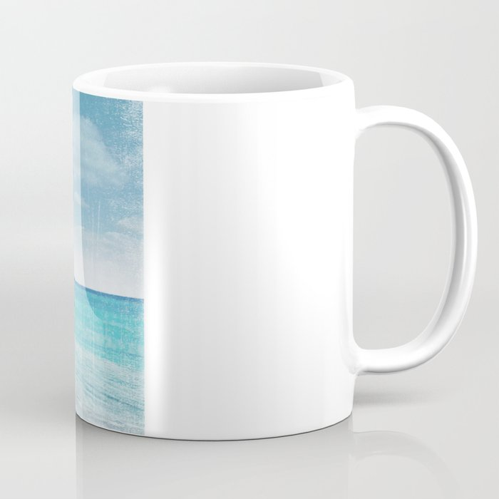René at the beach Coffee Mug