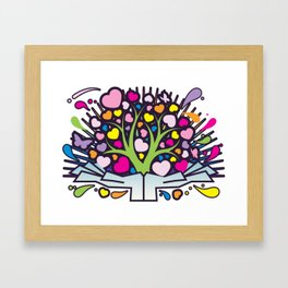 Mother_Tree Framed Art Print